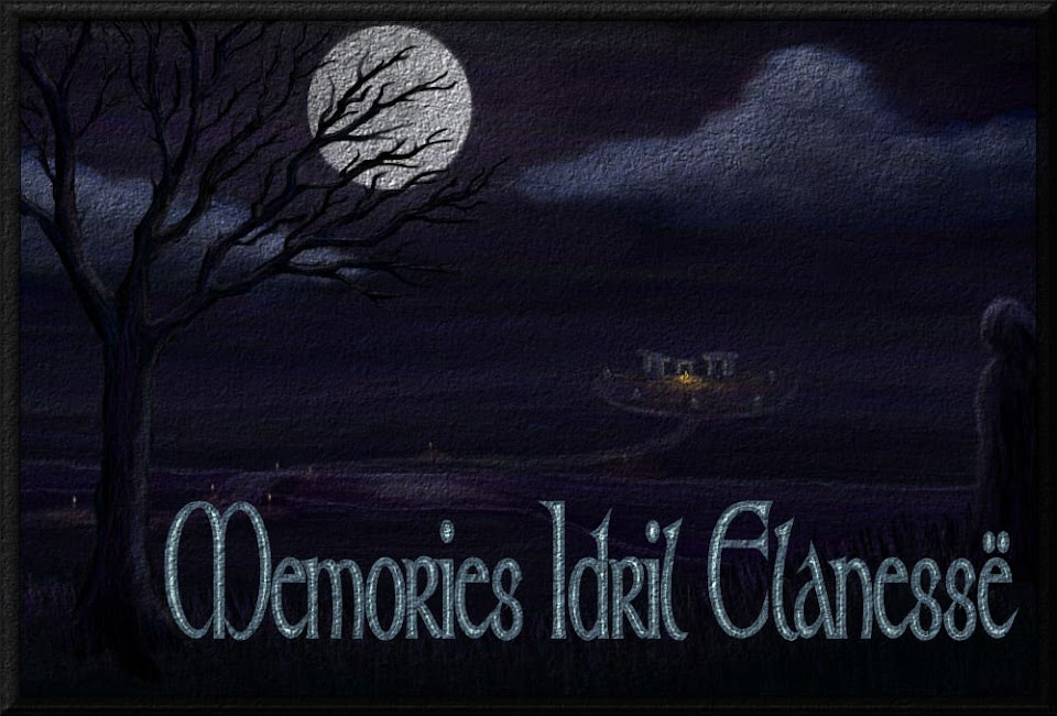 Memories Idril Elanessë