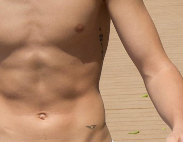 justin bieber tattoo on elbow. elbow justin bieber tattoo
