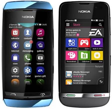 Nokia Asha 306 SmartLite : Spesifikasi dan Harga Lengkap