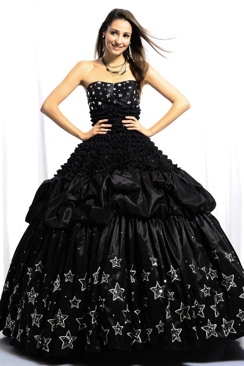 WhiteAzalea Ball Gowns Black Ball Gown Prom Dresses