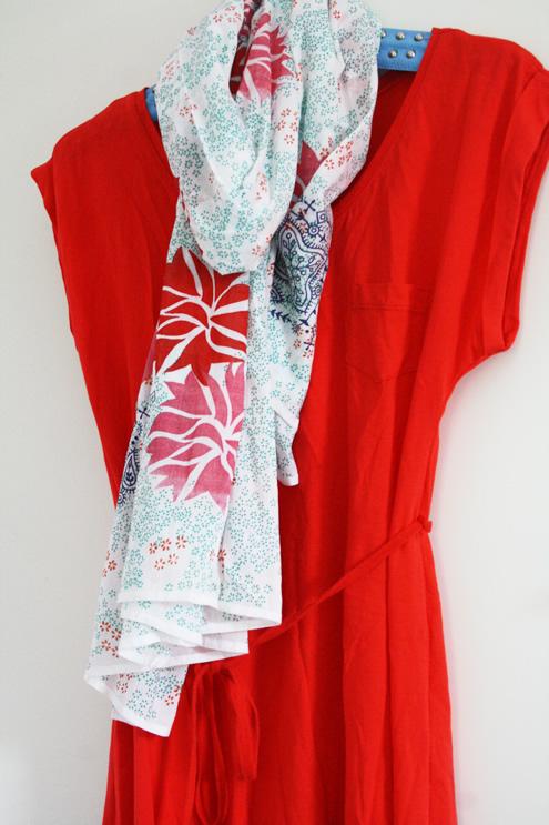 DIY Dress Refashion