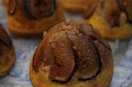 Mini Fresh Fig Upside-Down Cakes