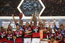 O título mais recente: Taça Guanabara 2018