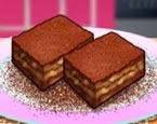 Sara Yemek Sınıfı Karamelli Kek