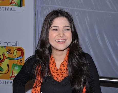 atrium festival launch ayesh umar Celebrities at Atrium Mall