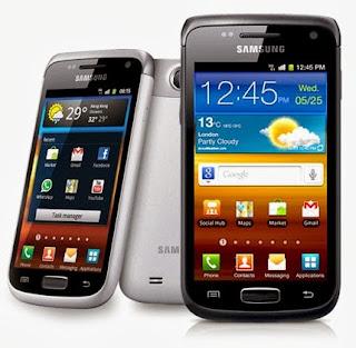 Cara Mudah Root Samsung Galaxy W I8150