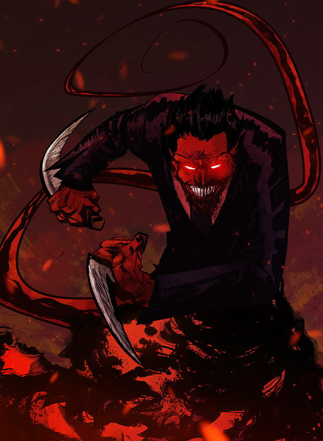 Azazel (Marvel Comics) Character Review - 2