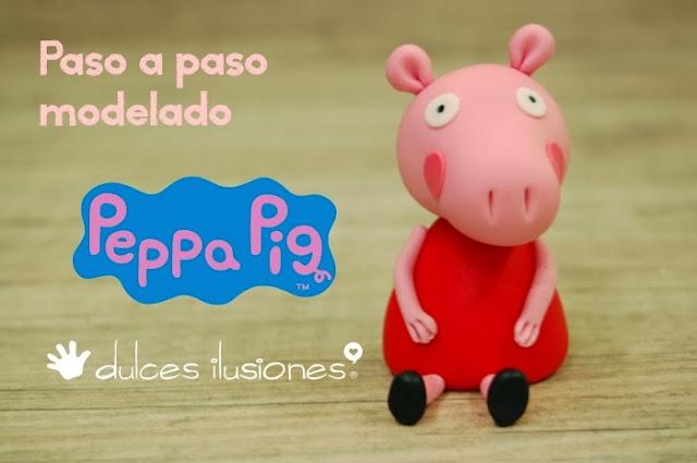 http://blogdulcesilusiones.blogspot.com.br/2013/12/paso-paso-modelado-peppa-pig.html