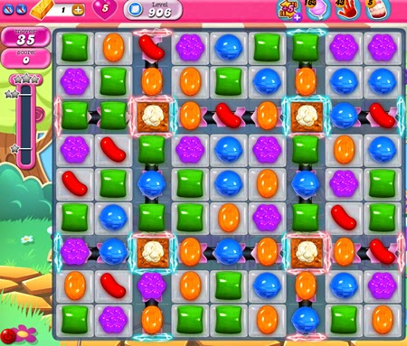 Candy Crush Saga 906