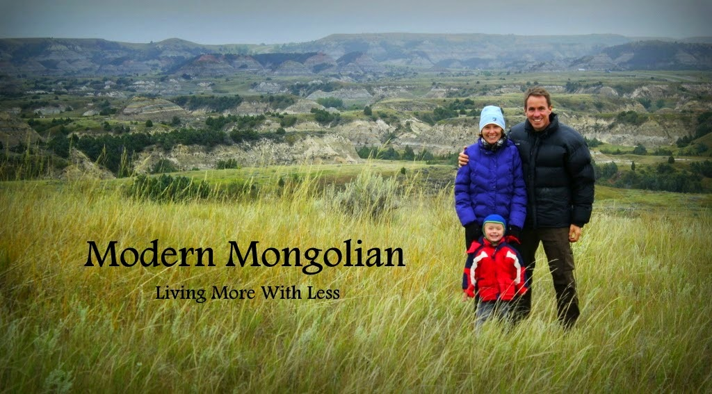 Modern Mongolian