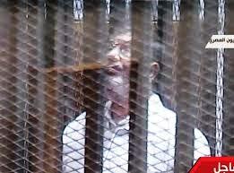 تأجيل محاكمة مرسى إلى 11 أكتوبر القادم