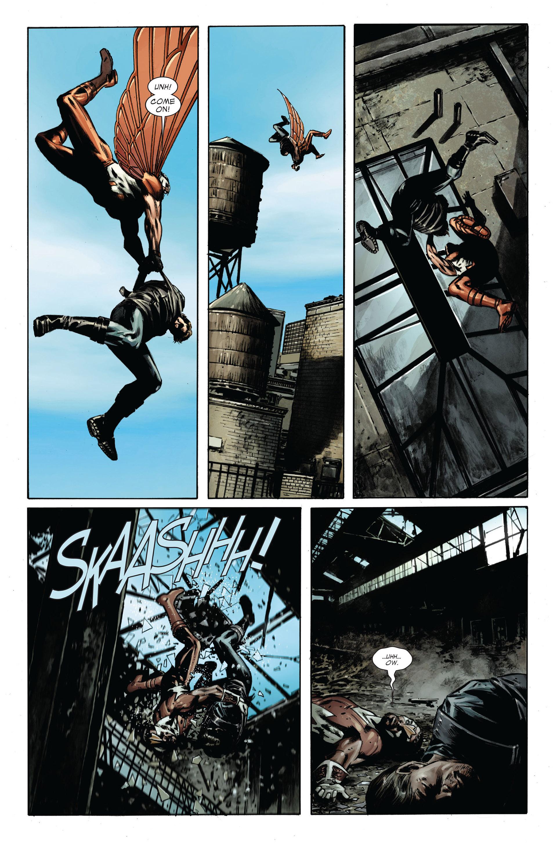 Captain America (2005) Issue #32 #32 - English 22
