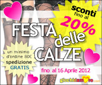 Festa delle Calze - Primavera 2012