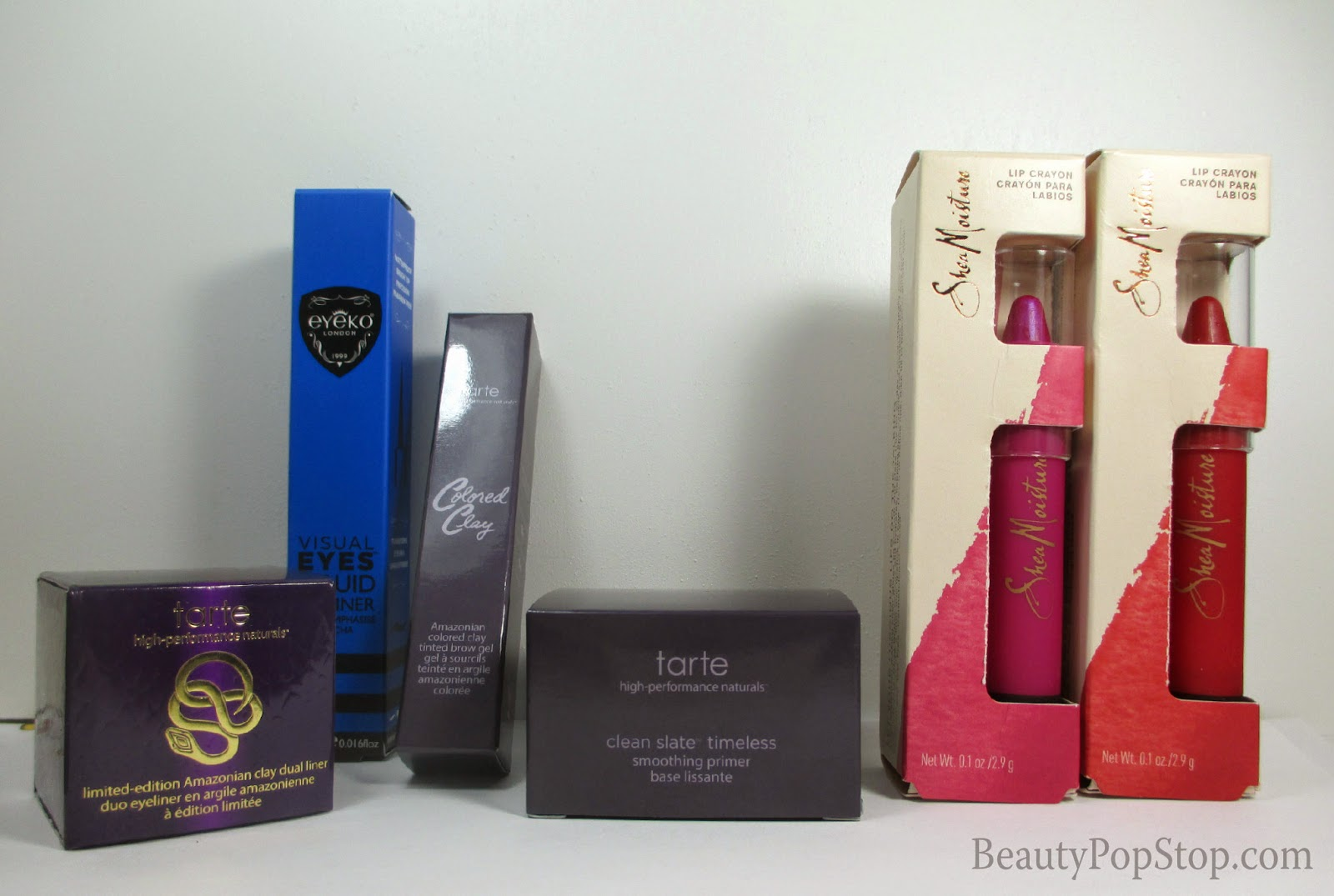 tarte cosmetics giveaway fall beauty 2014