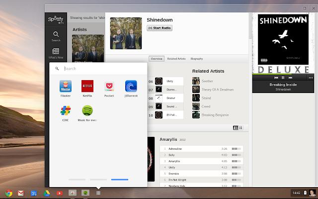 Spotify for Chrome