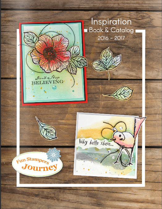 Fun Stampers Journey Catalog