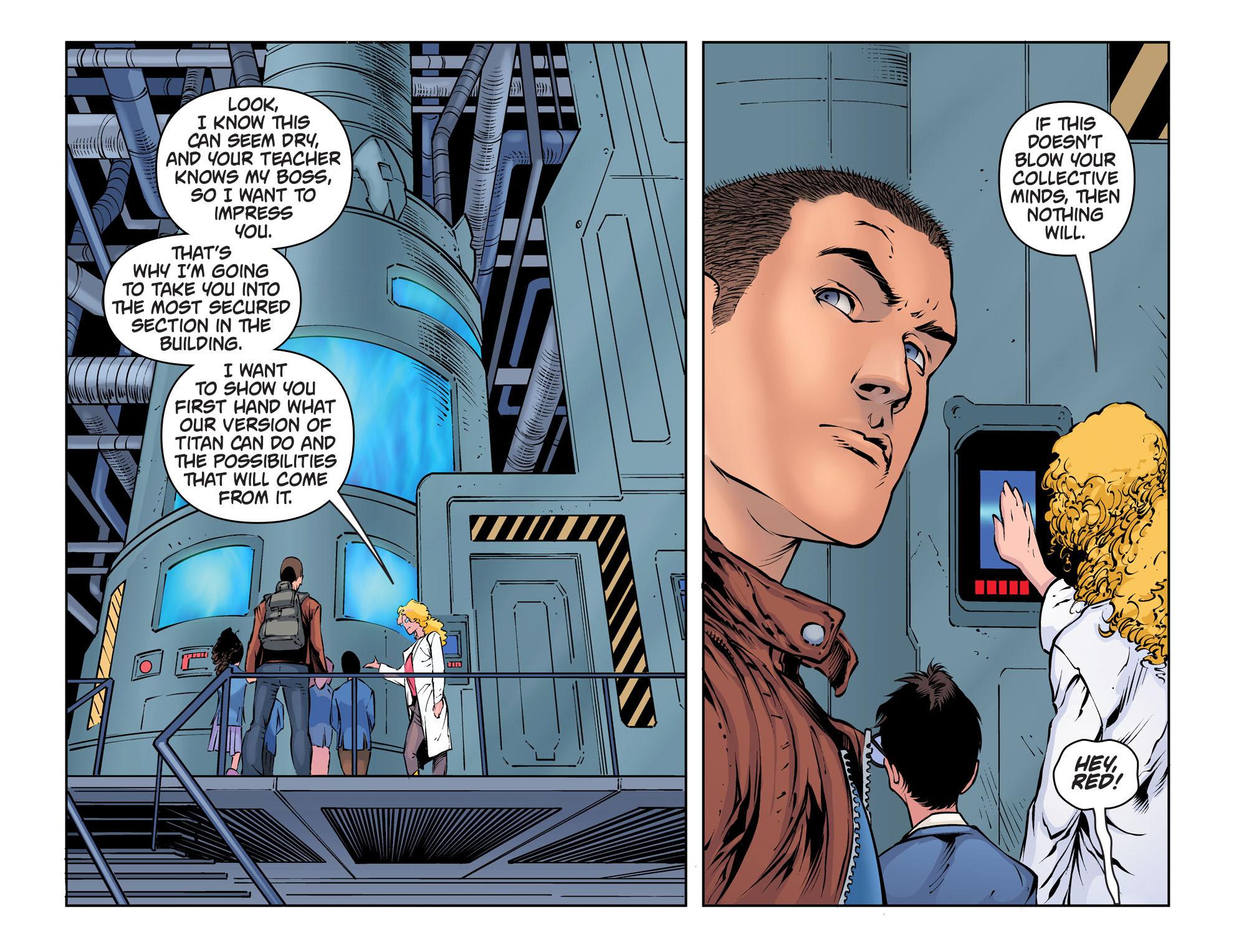 Batman: Arkham Knight [I] Issue #27 #29 - English 20