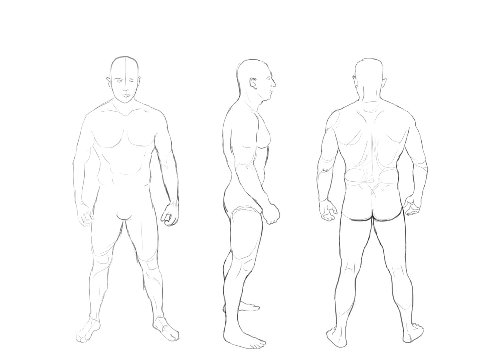 Art By Products Costume Design Template Male Awesome 41 Best