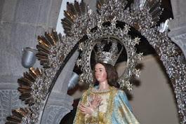 Gloria Inmaculada.