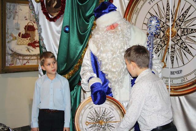«Секрет волшебного компаса» в Сергиево-Посадском музее-заповеднике