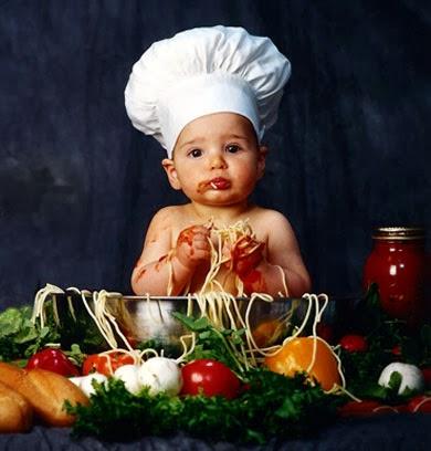 FENG SHUI PARA NIÑOS: Creatividad en la cocina