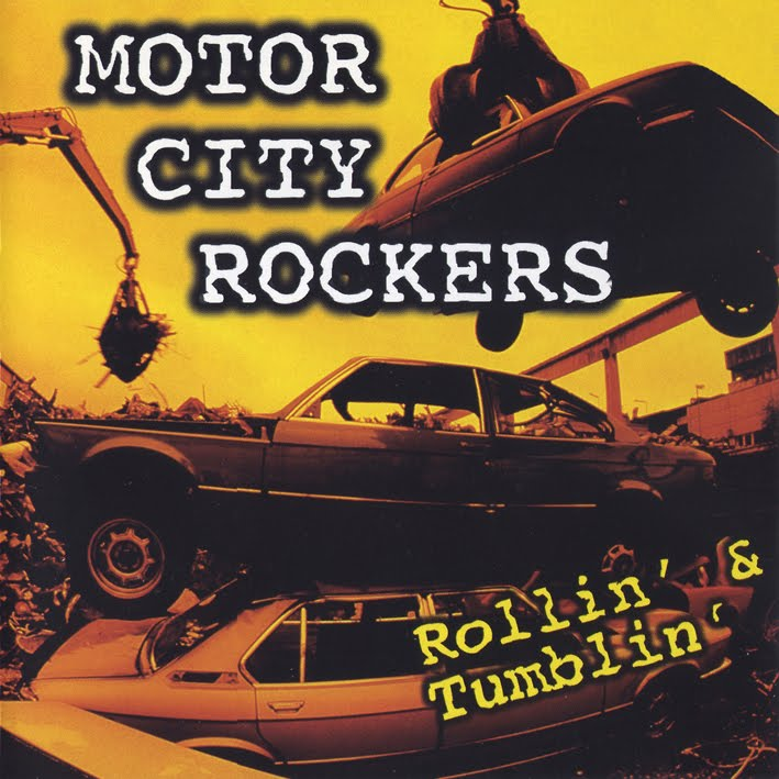 Somtres Tesouro Encontrado Rollin 39 Tumblin 39 Motor City
