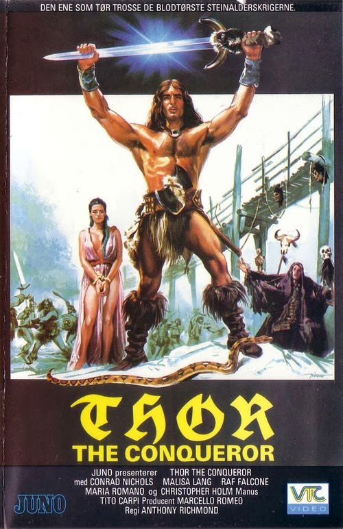 Thor the Conqueror 1983 Thor il conquistatore