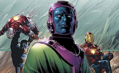 10 Musuh Avengers Terhebat Sepanjang Masa: Kang the Conqueror