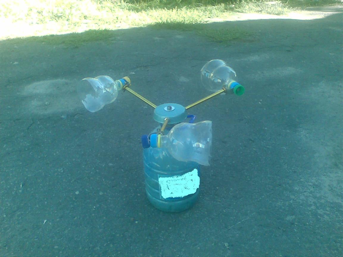 Поделки из пластиковых 30 литров