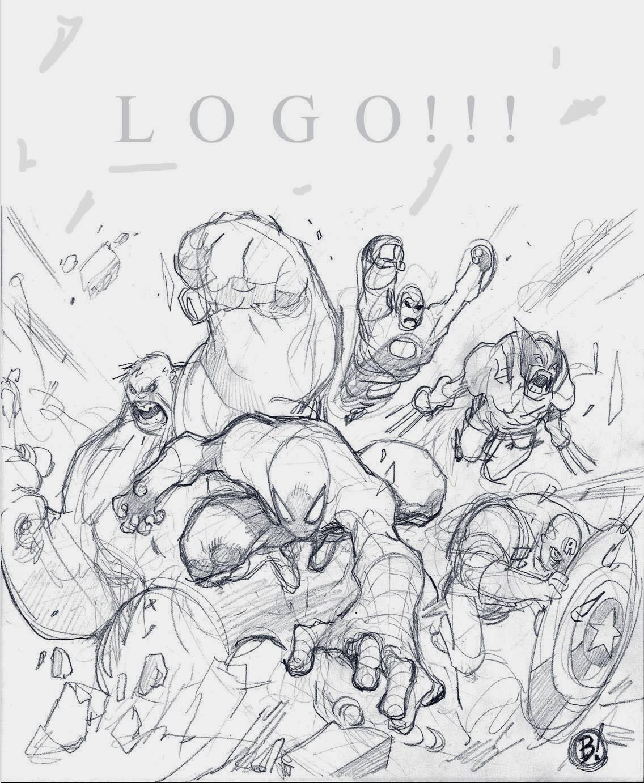 Joe Madureira Fansite Random Joe Madureira Art