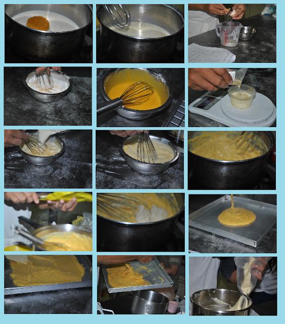 Hokkaido Cake - Adapted by Jimmy Ang
