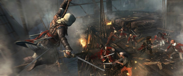 Assassins Creed IV Multiplayer Gameplay Trailer