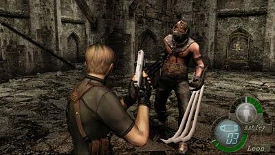 Game Gratis Resident Evil 4