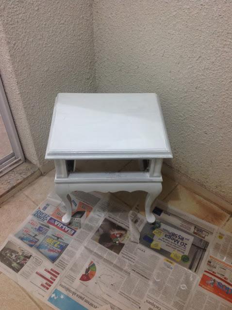 Reformar mesa, madeira, pintura