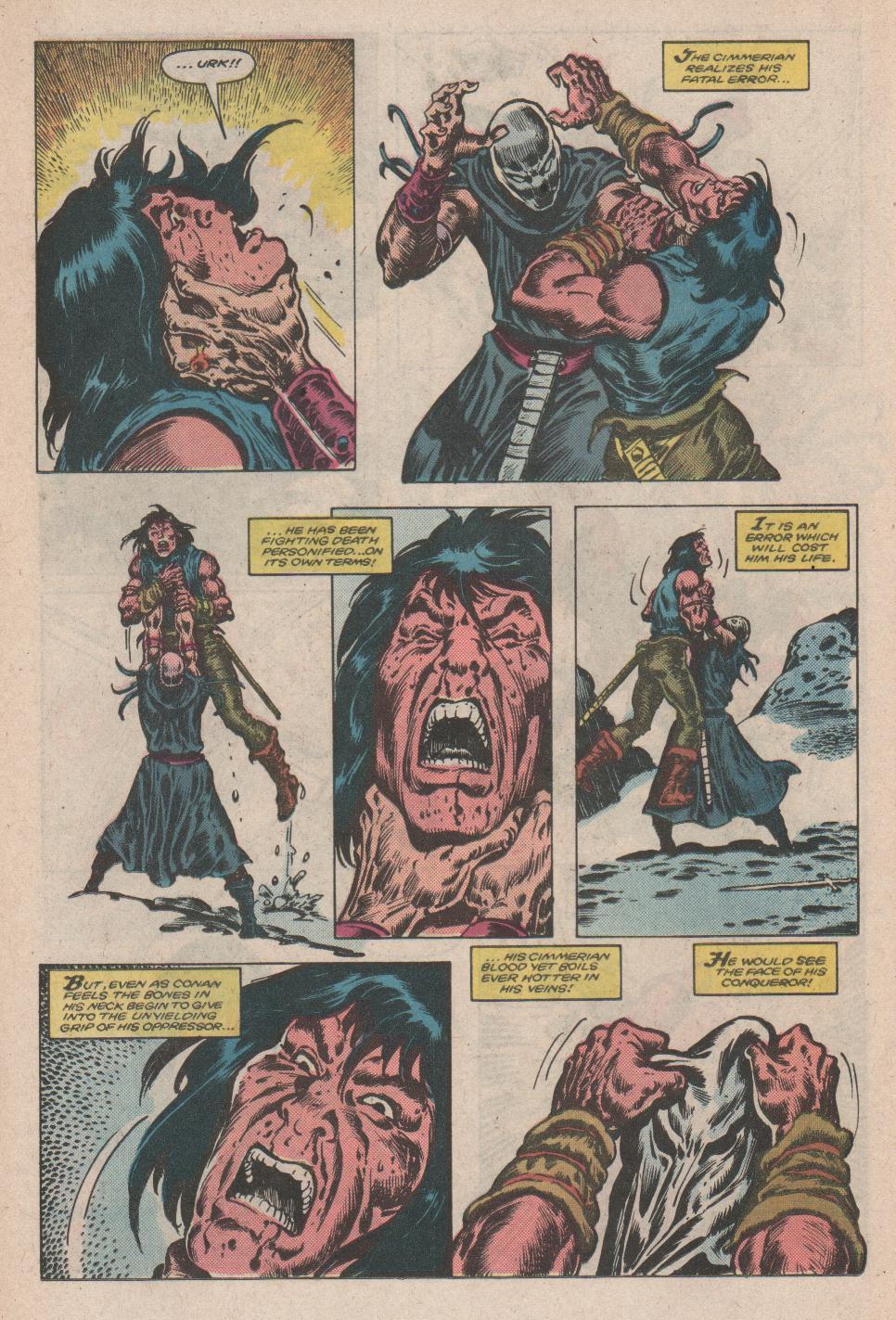 Conan the Barbarian (1970) Issue #175 #187 - English 17