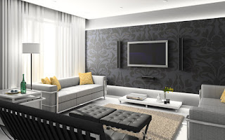 Interior Design for Living Room Photo