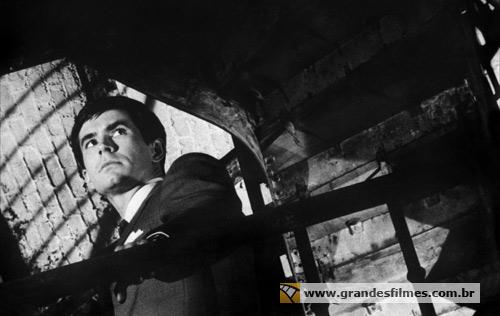 Anthony Perkins em O Processo