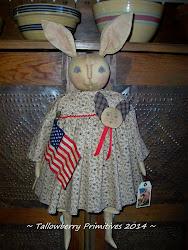 Americana bunny ~