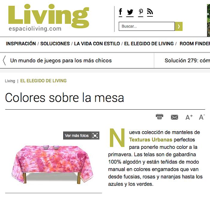 http://www.espacioliving.com/1729985-colores-sobre-la-mesa