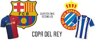 Prediksi Pertandingan Barcelona vs RCD Espanyol 5 Januari 2013
