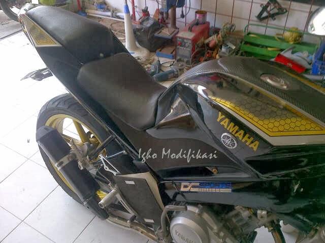Modifikasi Yamaha Jupiter Mx 2008 | Modifikasi Motor Yamaha 2016