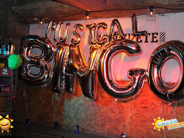 BLOGGER EVENT| MUSICAL BINGO AT CONCRETE AT SHOREDITCH