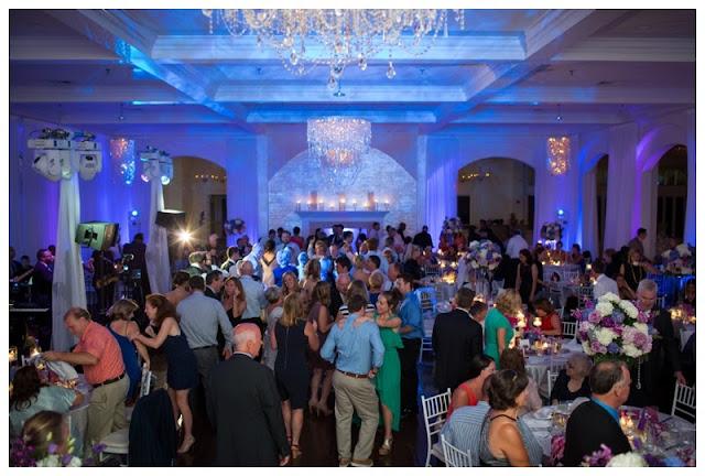 ormande productions uplighting, newport wedding