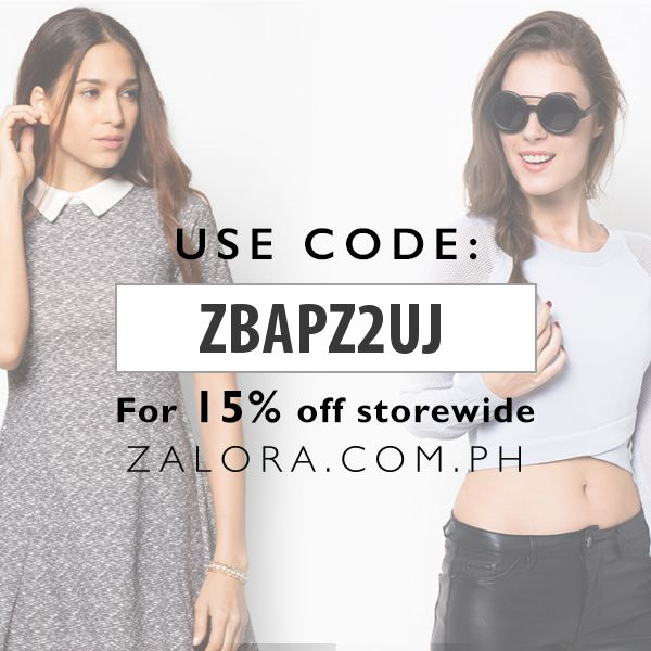 SHOP ZALORA