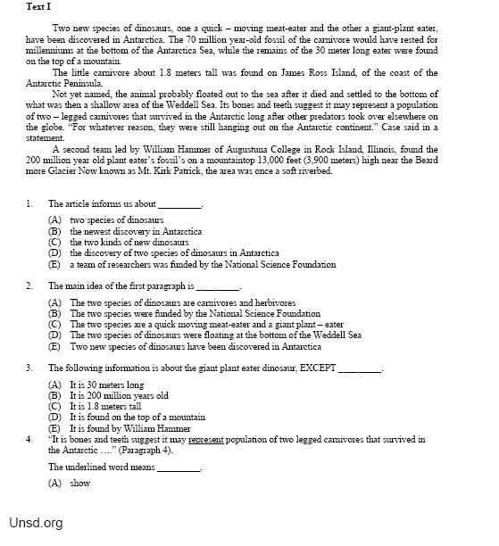Azzahro Education Latihan Soal Ujian Nasional Sma Ma Paket C Tahun 2013 Jurusan Ips