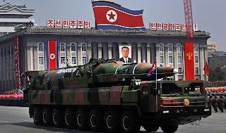 """""""Κάπως έτσι άρχισε ένας νέος πόλεμος στην Κορέα""""... Άραγε, αυτό θα διαβάζουμε στα βιβλία του μέλλοντος;;"""