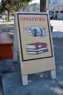 Omnivore Books Noe Valley