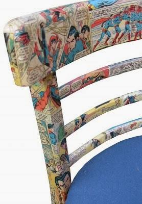 D co fait main customisation de chaises pour chambre d 39 enfant - Customiser des chaises ...