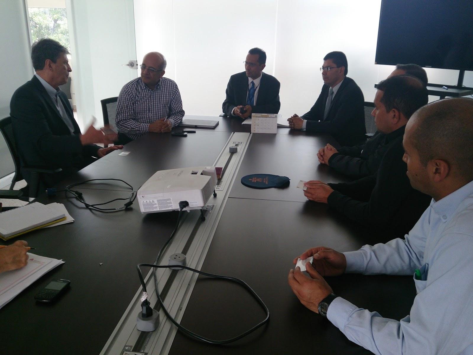 Centro Metalmec Nico Sena Regional Distrito Capital Visita De General Motors Al Cmm