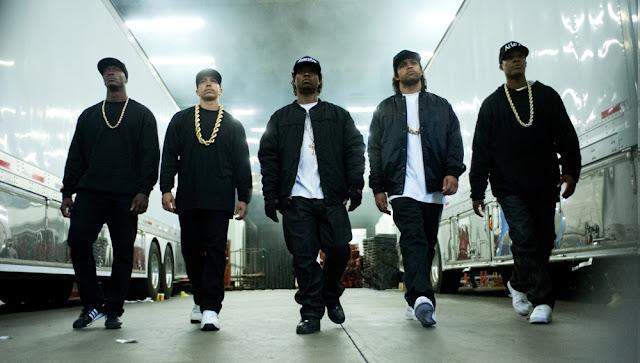 Straight Outta Compton - Recenze